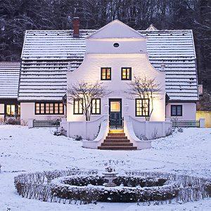 Winterzauber in Worpswede