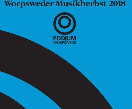 Worpsweder Musikherbst: 12.10. – 7.12.2018